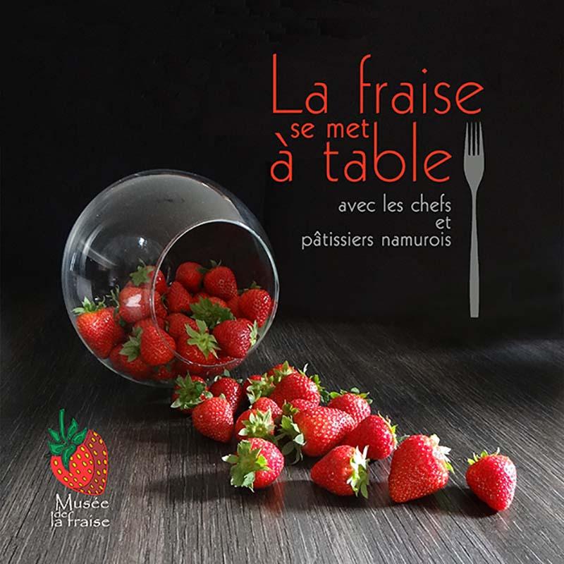 La fraise à table